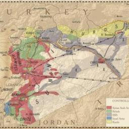 A gravidade da presença turca na Síria