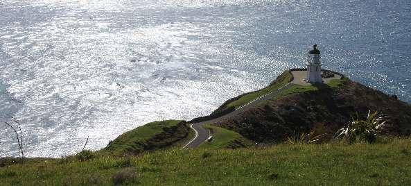 North to Cape Reinga