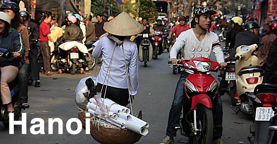 Hanoi, Halong Bay & Tet New Year - Part One