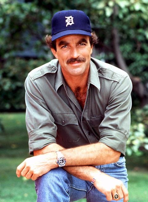 tom selleck as magnum pi rolex gmt master speedo 2144695431 Christopher Ward C60 Trident Bond Review