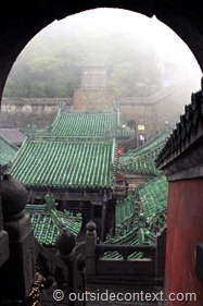 Wudang Mountain 79 Mount Wudang and the Meaning of Life