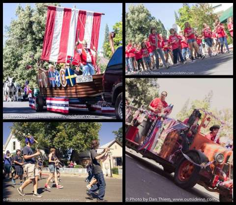 Parade Nevada City