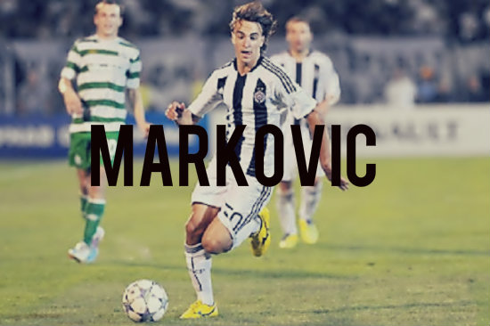 Markovic in action 2013