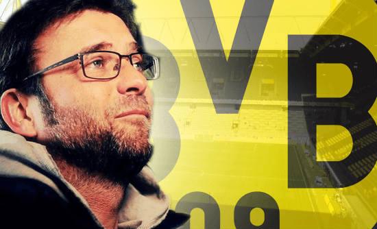 Klopp Dortmund FI