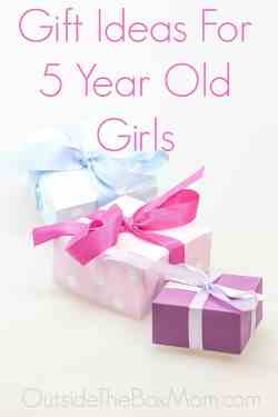 Small Of Gifts For 5 Year Old Girl