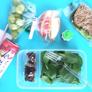 Creative Sack Lunches