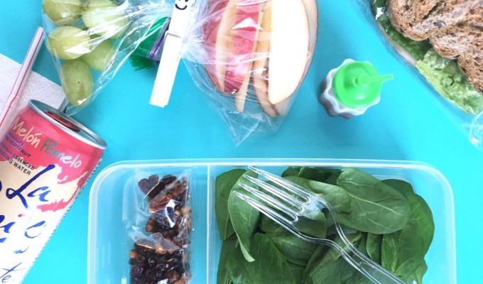 How to Prepare a Fun Sack Lunch for School