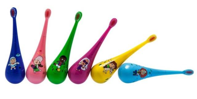 Rockabilly Kids Toothbrush