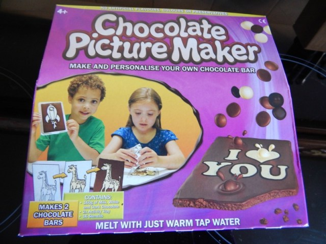 Chocolate Picture Maker