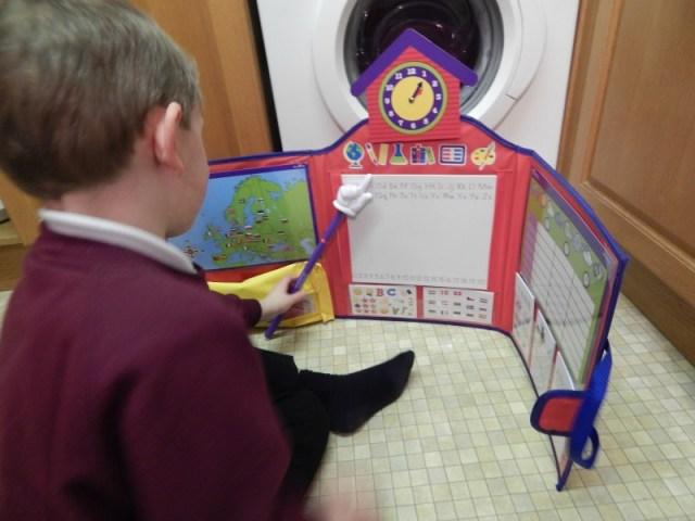 International School Set imaginative play