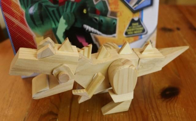 Wood Worx T-Rex Dinosaur kit