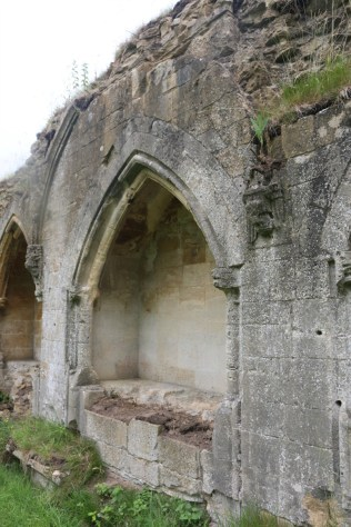 He understood far more than I'd expected him to, and he really enjoyed discovering new areas of the Abbey.