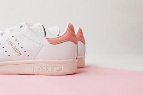 就是那雙傳說中的粉紅色!還有四十週年限定款!adidas Originals Stan Smith 限量販售