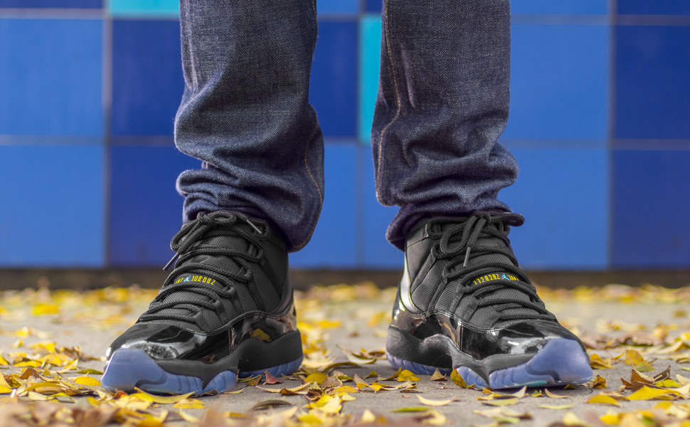 12 20 13-Air-Jordan-11-Gamma-Blue-On-Foot-121Gamma Blue 11s On Feet