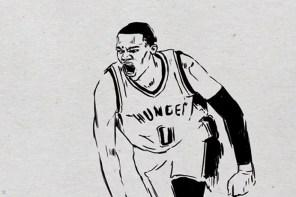 這種版本你看過?NBA 年度十大好球漫畫版本!