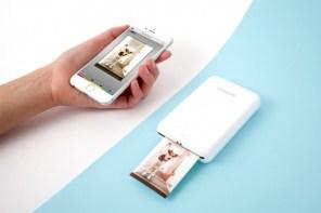 隨時隨印!Polaroid 推出攜帶式打印機