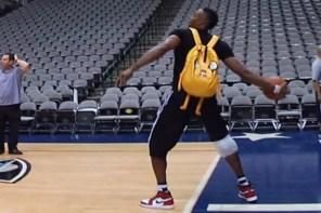 adidas 代言球星 Dwight Howard 竟穿上 Air Jordan 1 展現全範圍射籃?