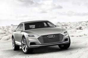 科技感與速度感的結合 Audi Prologue Allroad 概念發佈