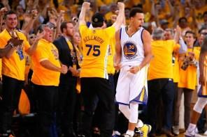 2015 NBA 季後賽東區決賽 G2:勇士 vs 火箭精采畫面重播