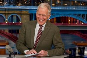最後《10 件我想說的是》致敬美國脫口秀名嘴 David Letterman 光榮退休