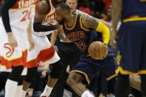 2015 NBA 季後賽東區決賽 G2:騎士 vs 老鷹比賽精采片段回顧
