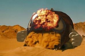 當《瘋狂麥斯:憤怒道》變成瑪莉歐賽車!