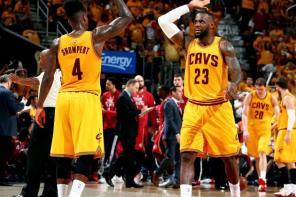 2015 NBA 季後賽東區決賽 G4:騎士以 4:0 殺進總決賽!