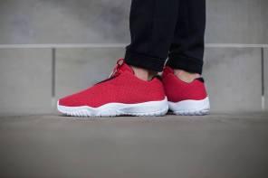 Air Jordan Future Low 全新配色設計「University Red」即將登場!