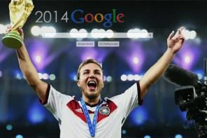 Google 2014 年度關鍵字搜尋 年度回顧影片
