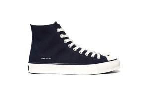 WTAPS Hi Top 02 帆布鞋款一覽