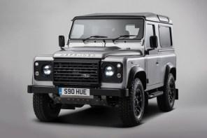 Land Rover Defender 第 200 萬台特別紀念版