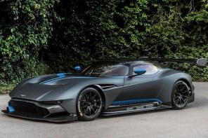 來看看 Aston Martin's 超過150 萬英鎊的超級跑車!