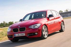BMW 1 Series 將搭載全新 Water Injection System 水噴射技術