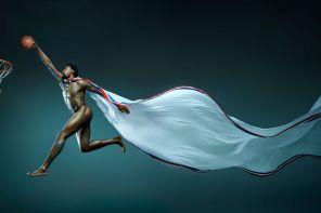 裸身與運動的極致對話!ESPN 年度「Bodies We Want 2015」系列攝影分享