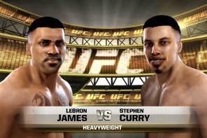 咖哩與小皇帝在 UFC 單挑?!你猜誰會贏!