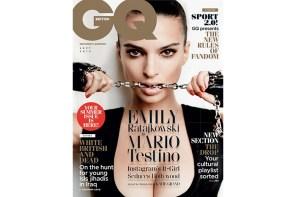 還記得她嗎?Emily Ratajkowski 性感登上英國《GQ》九月刊封面
