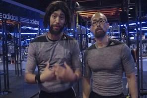 林書豪、吳建豪驚喜突襲,聯手變裝 adidas 臥底健身教練