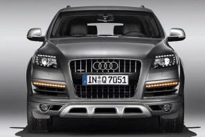 台灣販售消息 / Audi Q7 柴油優化智慧四驅