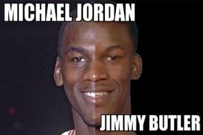 超級震撼彈!國外八卦網站爆料 Jimmy Butler 有可能是籃球大帝 Michael Jordan 的私生子?!