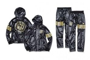 超豪華運動服飾!24karats x adidas 合作聯名款發佈