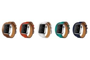 科技錶迷必須看!Apple Watch Hermès 將推出全新「5」色皮革錶帶!