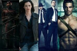 Netflix 特輯 / 在看完《美國隊長》&《X戰警》後,這些 Marvel 影集你也不能錯過!