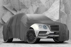 終於輪到 Bentley!知名頂級車款改裝車廠 Mansory 這次選擇的目標是 Bentley Bentayga