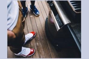 """官方預覽.Air Jordan 11 Low """"Varsity Red""""、""""Navy Gum"""" 將在本週末正式發表?"""