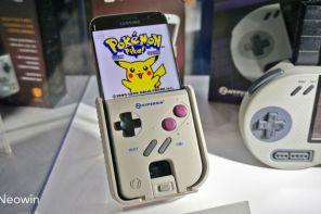 夢想成真!終於可以將智慧型手機當 GAME BOY 玩了!