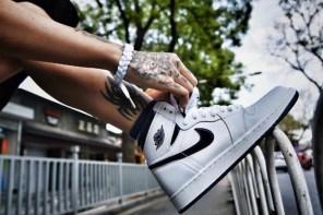 一週最佳球鞋攝影 TOP.10 -其實 Air Jordan 1 也可以這樣呈現