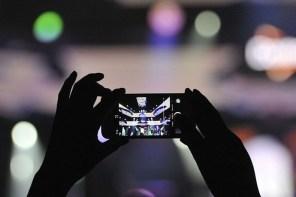 維護演唱會品質,未來 iPhone 拍攝功能將受限制?