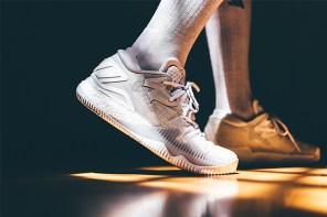 台灣販售消息 / adidas 頂尖低筒戰靴 CRAZYLIGHT 震撼登場!