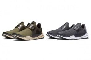 台灣販售消息 / Nike Sock Dart SE「Cargo Khaki」「Wolf Grey」雙色發佈