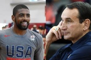 是什麼原因讓美國男籃 K 教練被 Irving 鬧到飆髒話:「Fxxk You!」